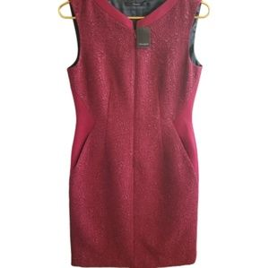 || TAHARI || Size 6 Berry Burst Kyle Dress